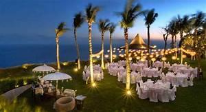Wonderful wedding reception decorations elegant beach for Beach wedding reception ideas
