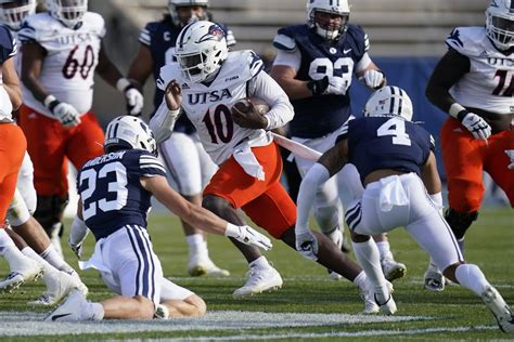 BYU Football Improves to No. 13 in Coaches Poll, No. 14 in ...