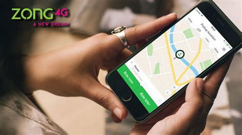 Zong 4g Partners With Careem To Offer Free Rides And