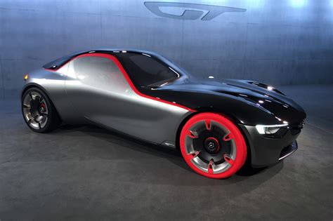 Opel Car by Opel Gt Concept Revealed At Geneva 2016 Vauxhall S Sports