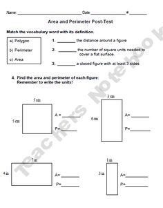 printable area of parallelogram worksheet teacher stuff