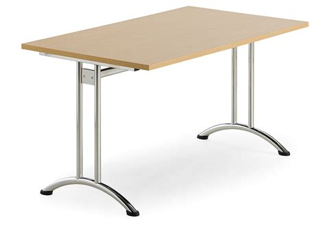 table bureau pliante tables pliantes modulables stockage ubia mobilier bureau