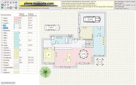 Creer Plan De Maison Cr 233 Er Plan De Maison En Ligne