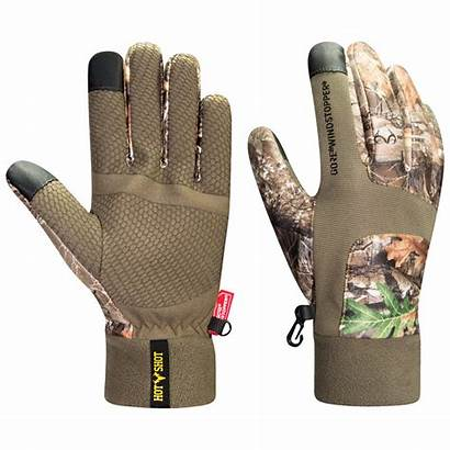 Gloves Hunting Shot Kodiak Glove Realtree 281c