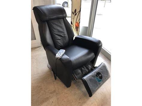 Poltrone Massaggio Prezzi by Poltrona Massaggio In Pelle New Relax A Prezzo Scontato