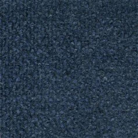 Trafficmaster Outdoor Carpet Tiles by Trafficmaster Weekend Color Midnight Blue Indoor