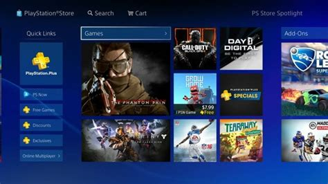 ps store receives full makeover  ps receives positive