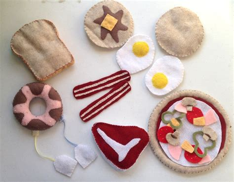 fixation cuisine diy felt food skirt fixation