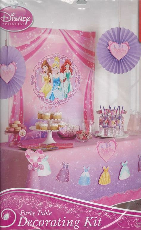 25+ Bästa Disney Princess Party Idéerna På Pinterest