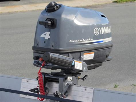 2014 yamaha 4hp 4 stroke outboard outside comox valley courtenay comox