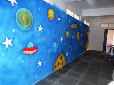 Home Painting Ideas Interior - the images collection of painting play decoration ideas for school wall paintingd cartoon