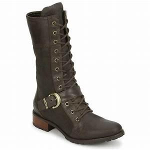 Timberland EK Bethel Buckle Mid Lace Damen Boots Stiefel