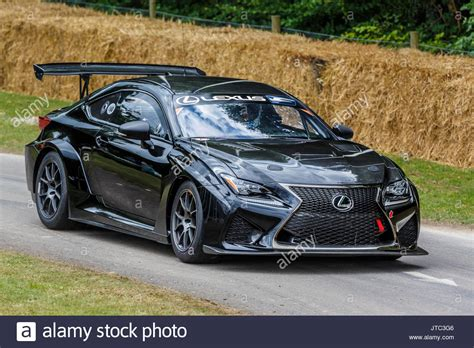 Lexus Rc F Gt by 2017 Lexus Rc F Gt Concept Version Of The Gt3 Car With