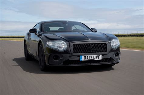 First Drive 2018 Bentley Continental Gt Prototype