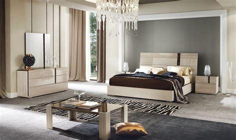alf teodora bedroom collection high gloss light elm eco