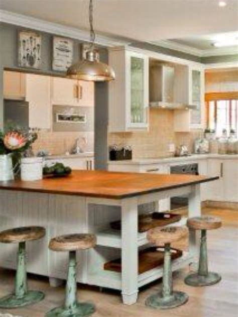 country kitchens with islands country kitchen islands
