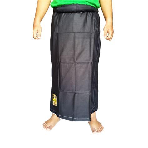 Sarung Celana Wadimor Hitam jual wadimor sarung hitam harga kualitas