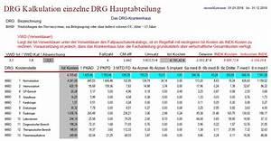 Jimdo Rechnung : vereinfachte drg kalkulation f r krankenh user prozessmanagement im krankenhaus ~ Themetempest.com Abrechnung
