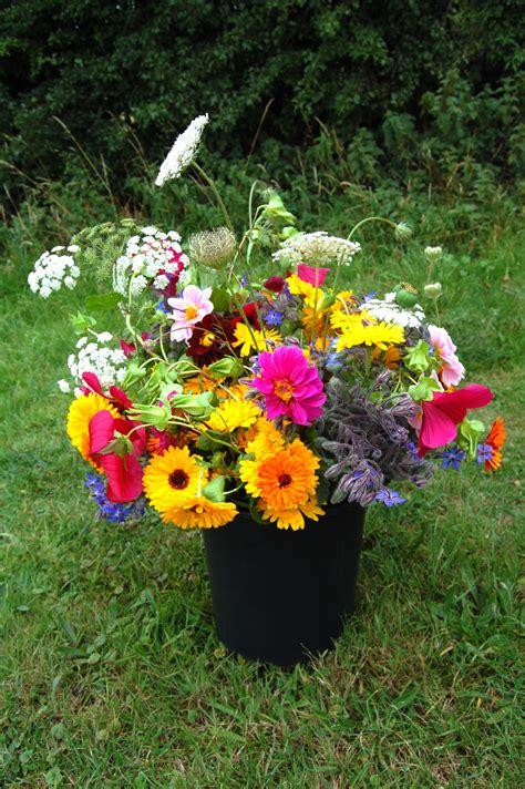 Garden Of Flowers by Seasonal Bunch Of The Week Last Week In July Higgledy