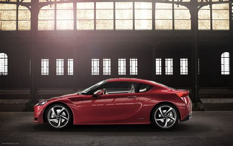 Toyota Ft-86 Sports Concept 2010 Widescreen Exotic Car