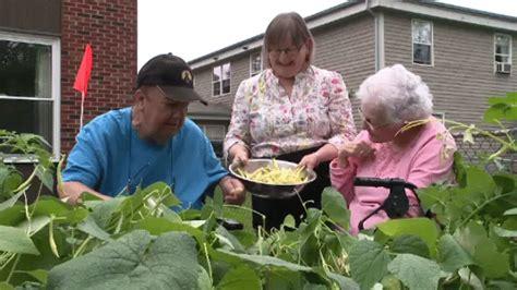 nursing home adopts therapeutic gardening program ctv