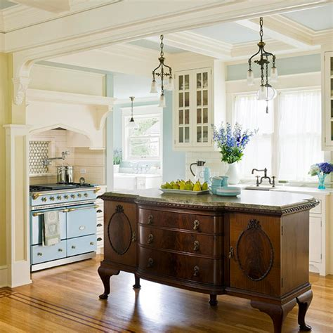 antique kitchen islands kitchen island designs we antique buffet kitchens