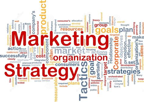 company marketing marketing and strategic management