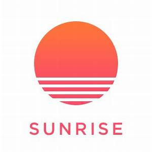 AFPL App of the Week: Sunrise Calendar