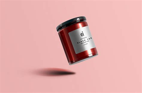 Download our high quality free and premium professional and useful psd and png mockups for your branding and design. Free Glass Jar Mockup | Mockuptree