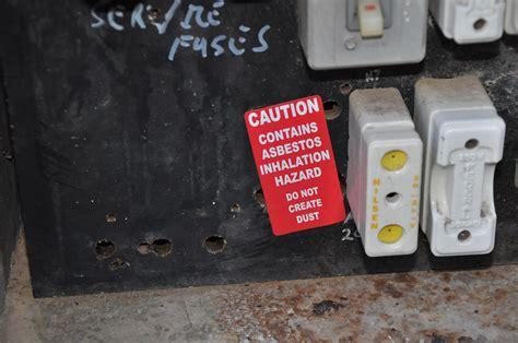 bituminous electrical backing board asbestosnswgovau