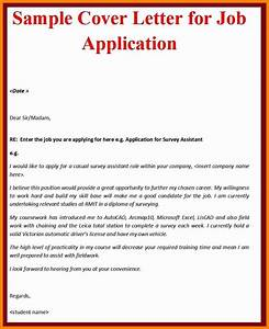 what is the cover letter for job application - sample cover letter for job application strong pictures