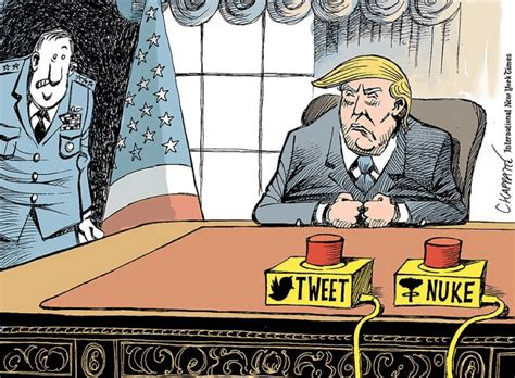 Political Cartoonists Draw Out Their Reaction To Trump