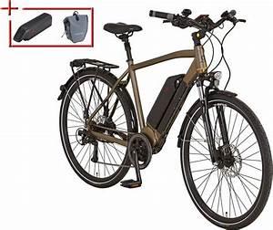E Bike Von Prophete : prophete he trekking e bike inkl 2 akku u packt ~ Kayakingforconservation.com Haus und Dekorationen