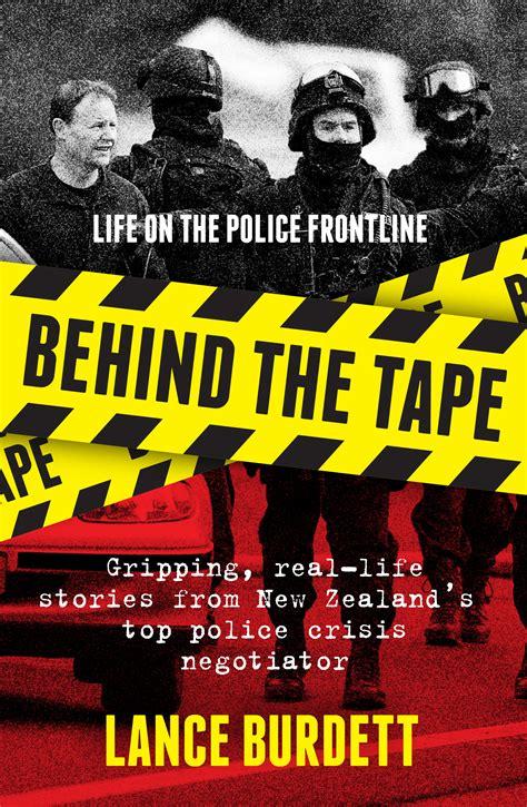 Behind The Tape  Lance Burdett  9781877505607 Allen