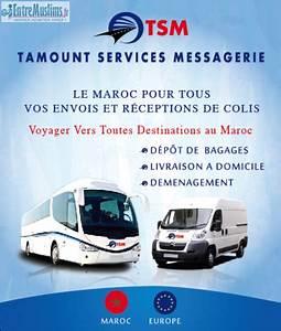 Transport Vers Le Maroc EntreMuslimsfr