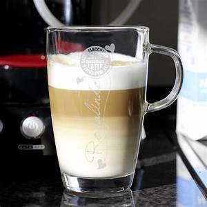 Latte Macchiato Gläser : latte macchiato gl ser stilvoll personalisiert graviert ~ Yasmunasinghe.com Haus und Dekorationen