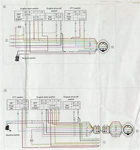 Yamaha 703 Remote Control Wiring Diagram