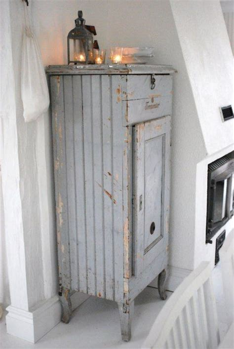 shabby chic grey paint love this cupboard home sweet home pinterest