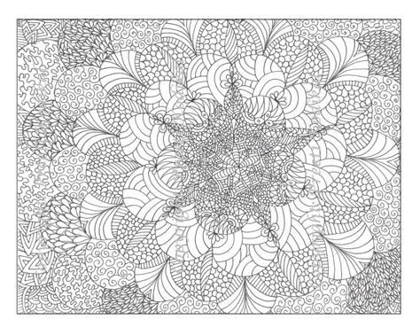 Grown Up Coloring Pages To Download And