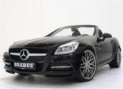 Modifikasi Mercedes B Class by Mobil Modification 2012 Brabus Mercedes Slk Class