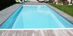 piscine avec liner gris clair kirafes With piscine avec liner gris