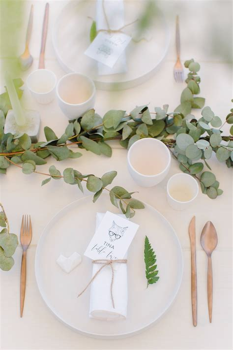 Wedding Decoration Minimalist by Minimalist Wedding Ideas For The Alternative Groom