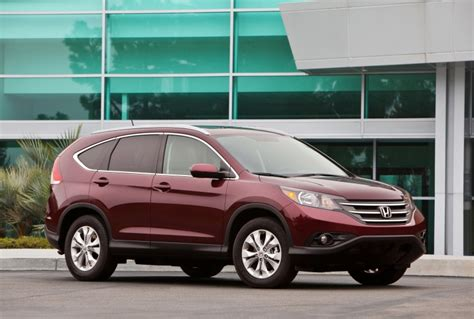 2012 Honda Cr-v Ex-l Awd In Basque Red Pearl Ii Color