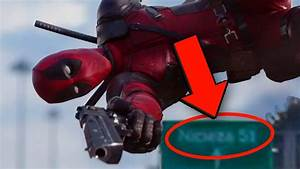 Deadpool Trailer EASTER EGGS & REFERENCES - YouTube