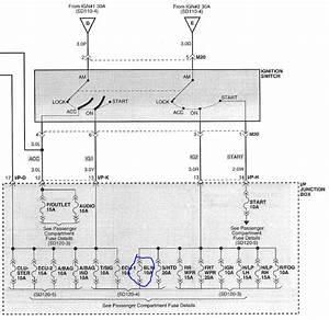 Electrical - Hyundai Getz  C  Interior  Blower Doesn U0026 39 T