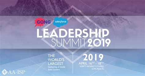 aa isp leadership summit april chicago il