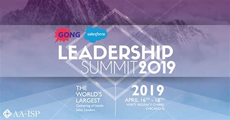 aa isp leadership summit april chicago il