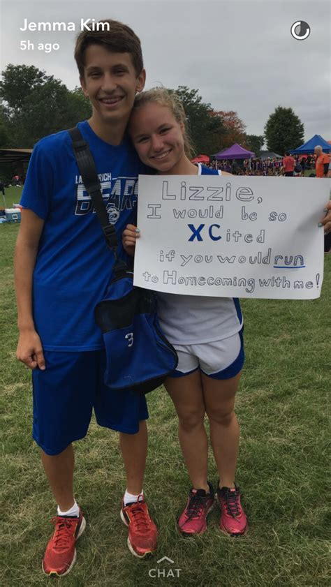homecoming date proposed   cross country meet