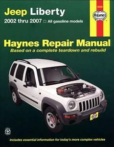 Haynes Reparasjonsh U00e5ndbok  Jeep Liberty  02