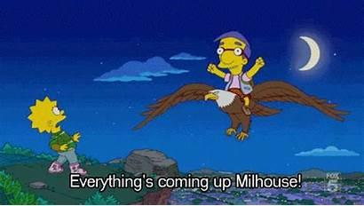 Milhouse Coming Everything Everythings Edmontonoilers Gifimage